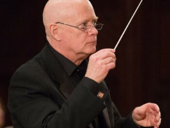 James Sinclair, Conductor - Baton
