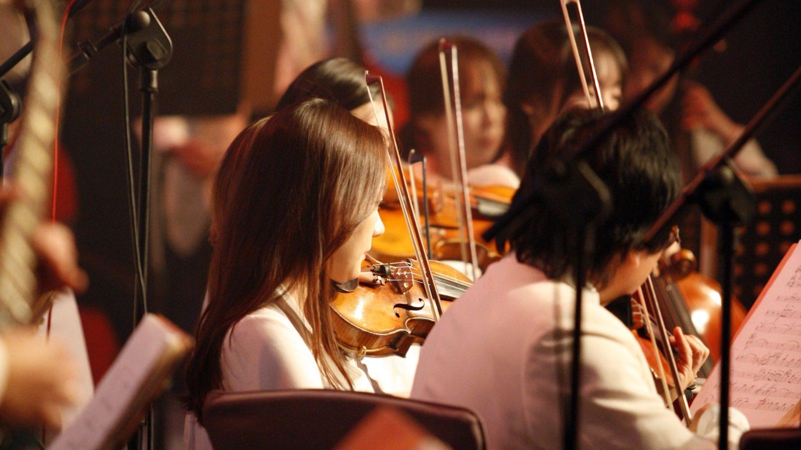 New Britain Symphony Orchestra Scholarship Recipients