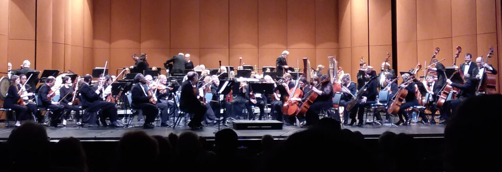 New Britain Symphony Orchestra Musicians