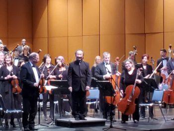Maestro Shimada debut concert, Nov 10, 2019